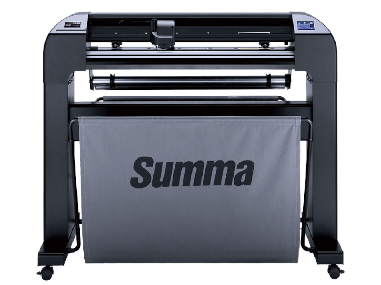 Summa Cut Series maquina